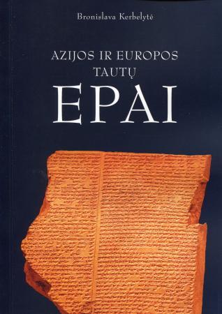 Azijos ir Europos tautų epai