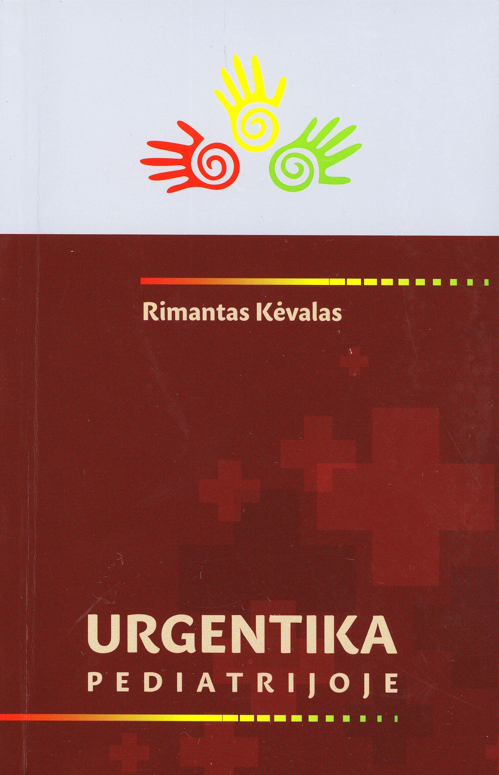 Urgentika pediatrijoje : mokomoji knyga