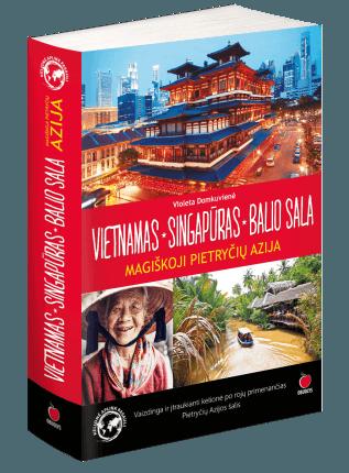 Vietnamas, Singapūras, Balio sala : magiškoji Pietryčių Azija