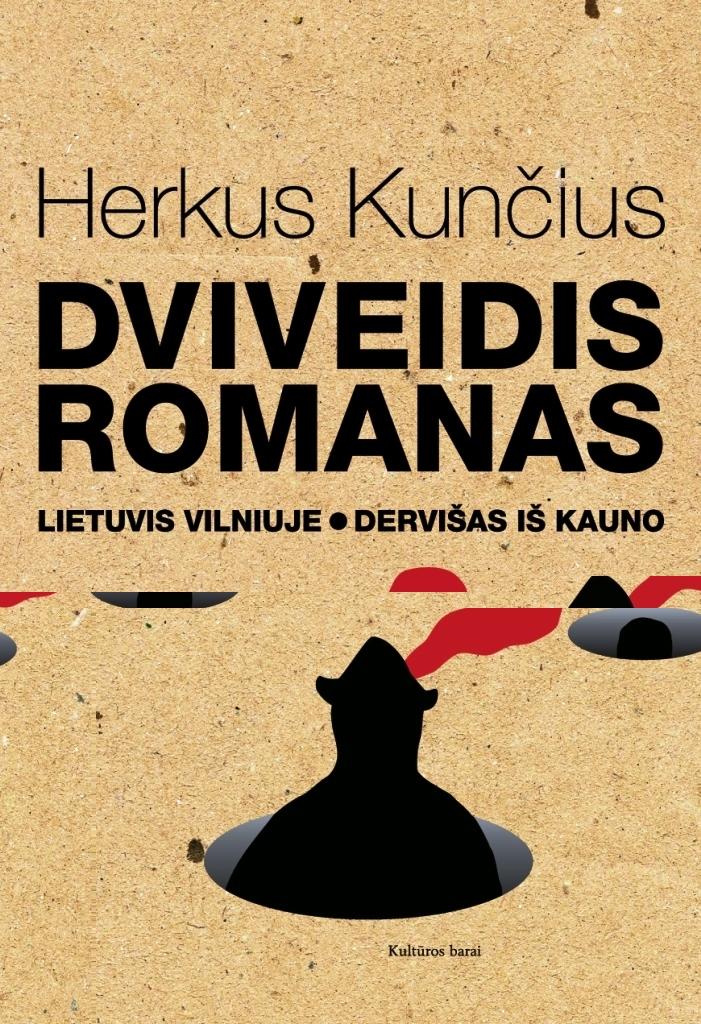 Dviveidis romanas