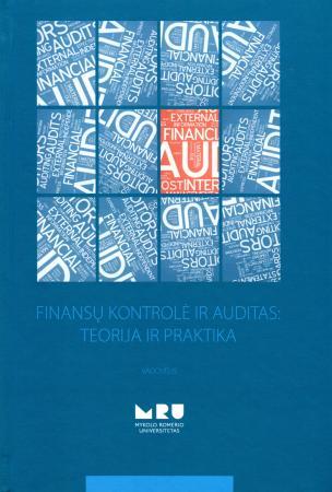 Finansų kontrolė ir auditas: teorija ir praktika