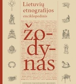Lietuvių etnografijos žodynas