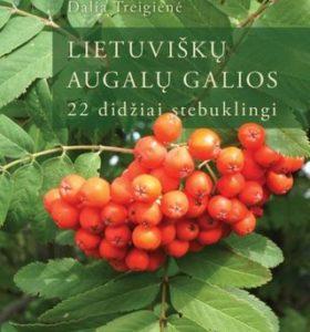 Lietuviškų augalų galios : 22 didžiai stebuklingi