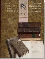 Antano Baranausko asmeninė biblioteka : studija