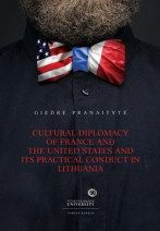 Cultural diplomacy of France and the United States and its practical conduct in Lithuania
