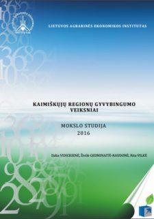 Kaimiškųjų regionų gyvybingumo veiksniai: Mokslo studija
