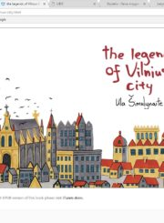 The Legends of Vilnius City