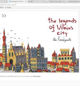 The Legends of Vilnius City
