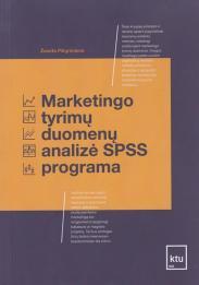 Marketingo tyrimų duomenų analizė SPSS programa