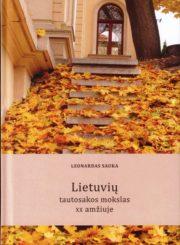 Lietuvių tautosakos mokslas XX amžiuje