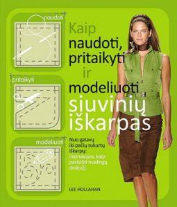 Kaip naudoti, pritaikyti ir modeliuoti siuvinių iškarpas : nuo gatavų iki pačių sukurtų iškarpų: instrukcijos, kaip pasisiūti madingą drabužį