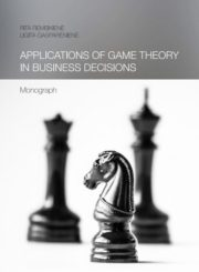 Applications of game theory in business decisions