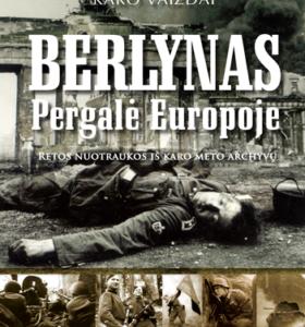 Berlynas: pergalė Europoje