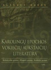 Karolingų epochos vokiečių aukštaičių literatūra