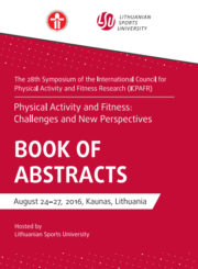 Physical activity and fitness: challenges and new perspectives