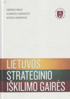 Lietuvos strateginio iškilimo gairės : kaip valstybės išlikimą paversti iškilimu