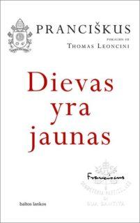 Dievas yra jaunas : pokalbis su Thomas Leoncini