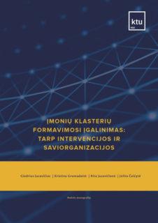 Įmonių klasterių formavimosi įgalinimas: tarp intervencijos ir saviorganizacijos