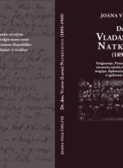 """Dr. doc. Vladas (Ladas) Natkevičius (1893–1945) : Steigiamojo, Pirmojo ir Antrojo Seimo narys, savanorių raitelių šimtinės """"Geležinis Vilkas"""" steigėjas, diplomatas, nepaprastasis pasiuntinys ir įgaliotasis ministras Maskvoje"""