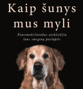 Kaip šunys mus myli : neuromokslininkas atskleidžia šuns smegenų paslaptis