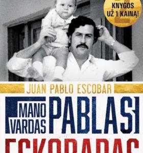 Mano vardas Pablas Eskobaras