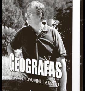 Geografas : Ričardui Baubinui atminti