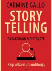 Storytelling : pasakojimo meistrystė