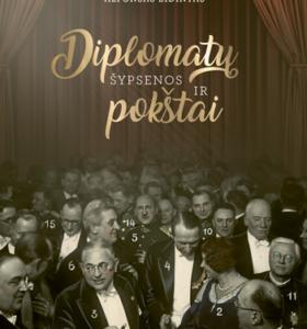 Diplomatų šypsenos ir pokštai