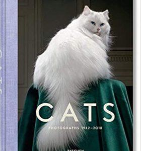 Cats : photographs 1942-2018