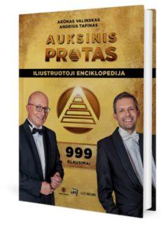 Auksinis protas : iliustruotoji enciklopedija : 999 klausimai